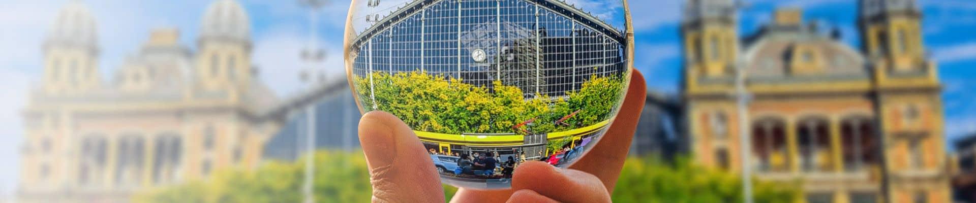 Új lézeres látásjavító központunk a Nyugati téren!